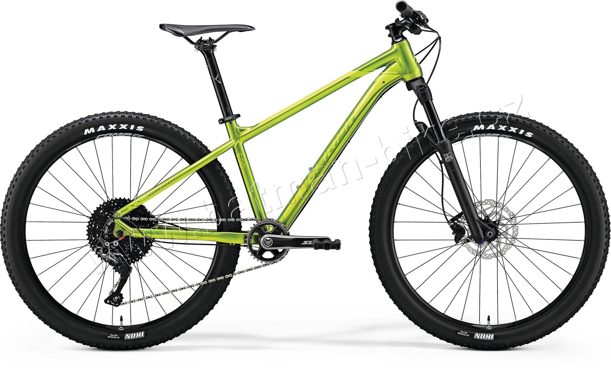 Merida BIG.SEVEN 600 Olive(Green)